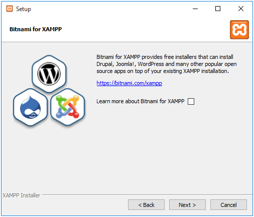 Bitnami-for-xampp