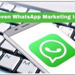 Top 5 Proven Ideas for WhatsApp Marketing