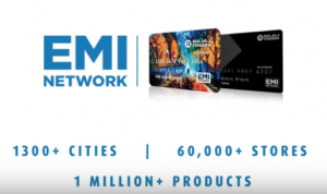 EMI Network Card