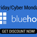 Bluehost Black Friday And Cyber Monday Deals 2018