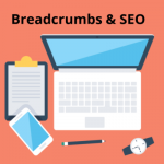 How important is the breadcrumb on a website to rank them effectively?