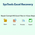Product Review of SysTools Excel Recovery Tool for Corrupt XLSX File