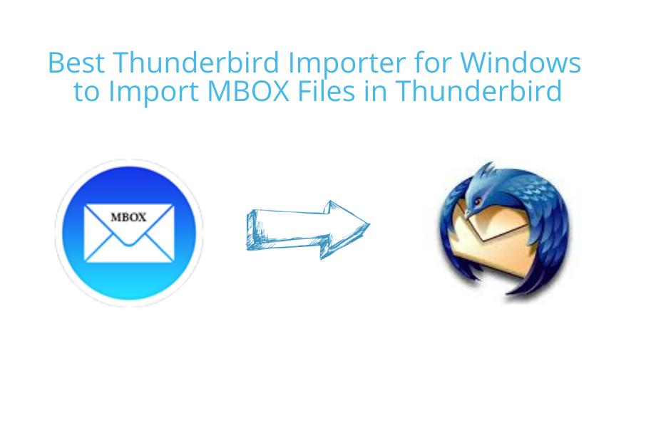 Best Thunderbird Importer: SysTools Thunderbird Import